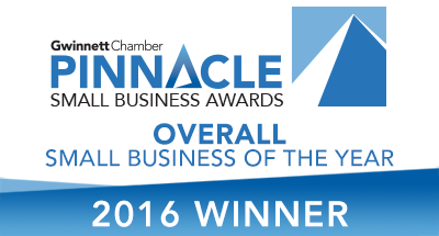 Pinnacle Award Small Business of the Year